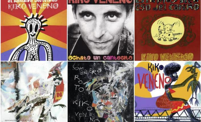 Cómo enamorarse de la vida en diez canciones de Kiko Veneno