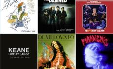 Lanzamientos discográficos: 2 de abril