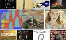 Lanzamientos discográficos: 2 de julio