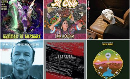 Lanzamientos discográficos: 3 de mayo