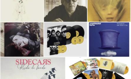 Lanzamientos discográficos: 4 de septiembre