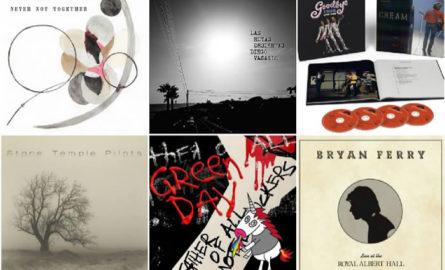 Lanzamientos discográficos: 7 de febrero