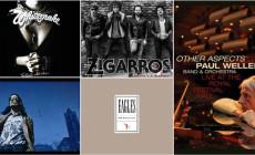 Lanzamientos discográficos: 8 de marzo