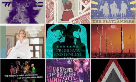 Lanzamientos discográficos: 9 de julio