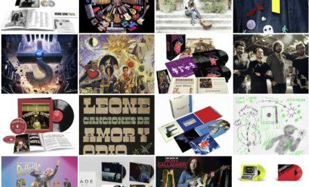 Lanzamientos discográficos: 9 de octubre