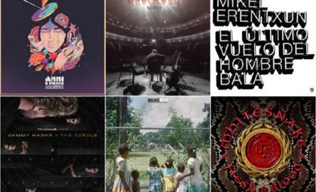 Lanzamientos discográficos: 10 de mayo