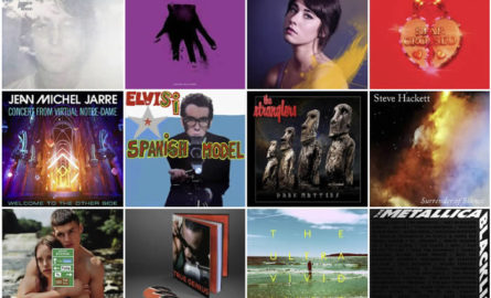 Lanzamientos discográficos: 10 de septiembre