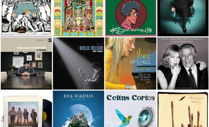 Lanzamientos discográficos: 14 de septiembre