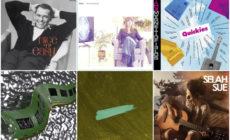 Lanzamientos discográficos: 15 de mayo