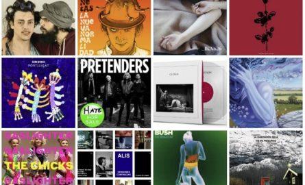 Lanzamientos discográficos: 17 de julio