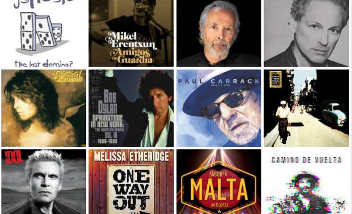 Lanzamientos discográficos: 17 de septiembre