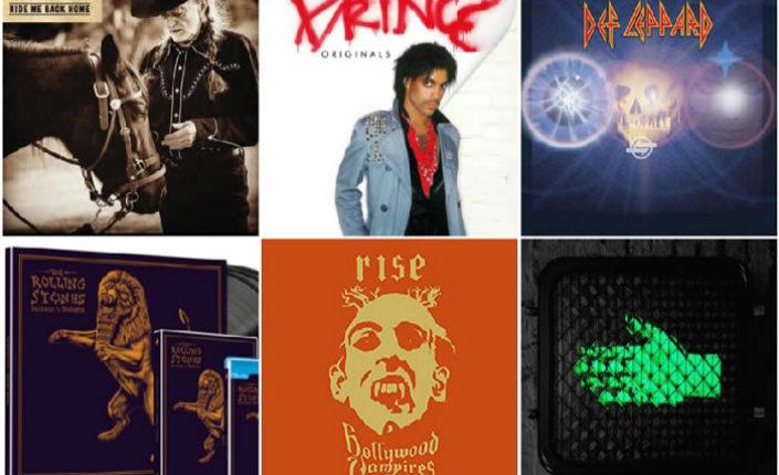 Lanzamientos discográficos: 21 de junio
