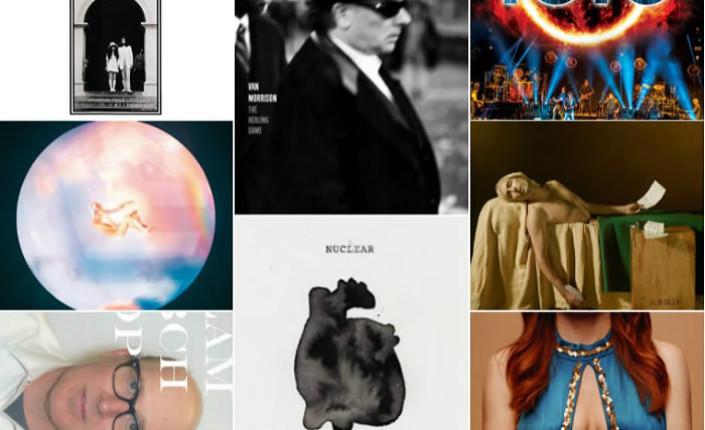 Lanzamientos discográficos: 22 de marzo