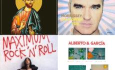 Lanzamientos discográficos: 24 de mayo