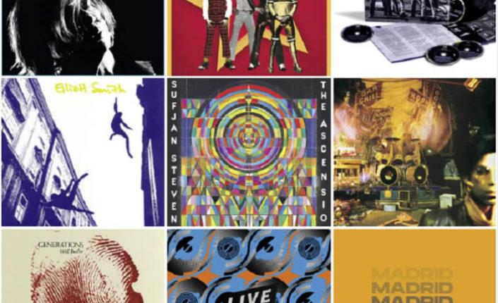 Lanzamientos discográficos: 25 de septiembre