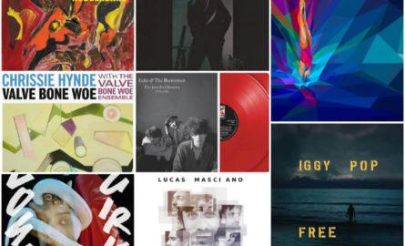 Lanzamientos discográficos: 6 de septiembre