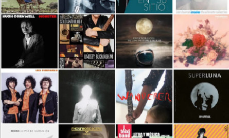 Lanzamientos discográficos: 5 de octubre