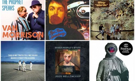 Lanzamientos discográficos: 7 de diciembre