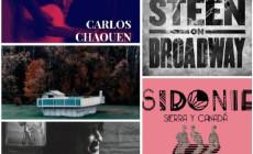 Lanzamientos discográficos: 14 de diciembre