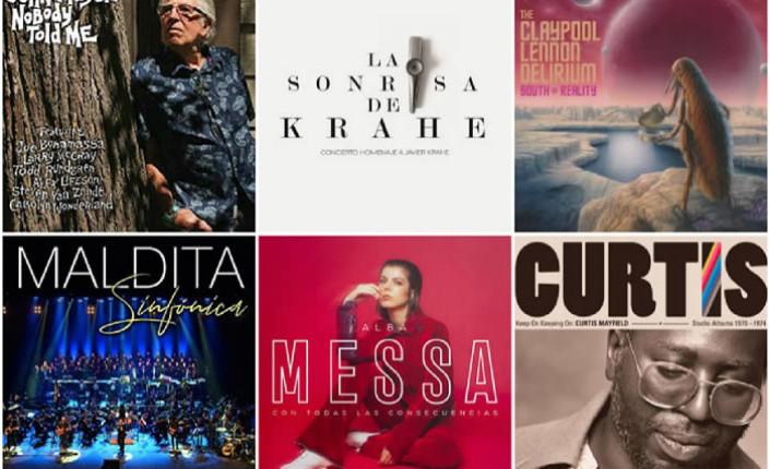 Lanzamientos discográficos: 22 de febrero