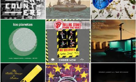 Lanzamientos discográficos de julio
