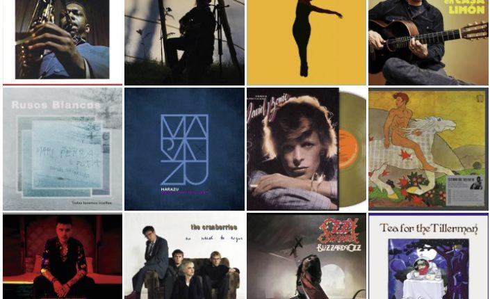 Lanzamientos discográficos: 18 de septiembre