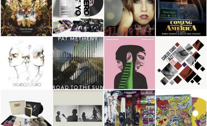 Lanzamientos discográficos: 5 de marzo