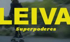 """Leiva estrena vídeo, """"Superpoderes"""""""