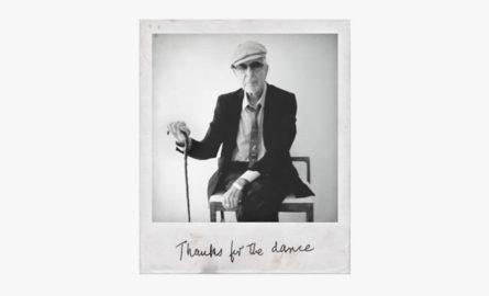 Gracias por el baile, señor Cohen