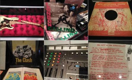 40 aniversario de <i>London calling</i>: Londres rinde culto a los Clash