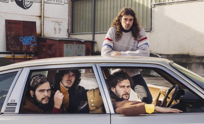 Los Estanques, una anomalía fascinante en el pop español