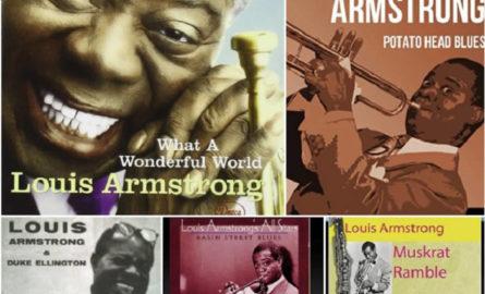 Cincuenta canciones para celebrar a Louis Armstrong (en el 50 aniversario de su muerte)