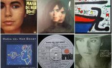 Diez canciones esenciales de Maria del Mar Bonet en los setenta