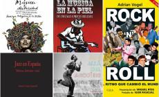 Menú degustación: cinco libros únicos sobre música… y otras cosas