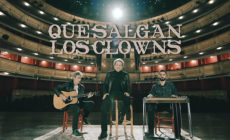 """Miguel Ríos estrena el vídeo de """"Que salgan los clowns"""", con Juan Echanove"""