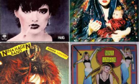 Los primeros años de Nina Hagen, en cinco canciones