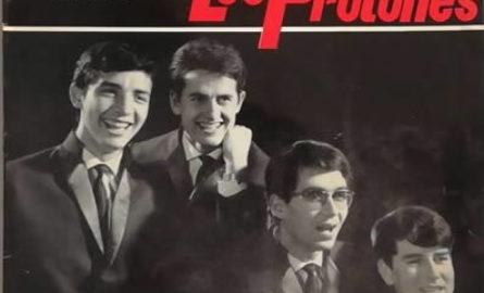 <i>Mis lágrimas</i> (1965), de Los Protones