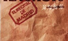 <i>El recital de Madrid</i> (1976), de Raimon