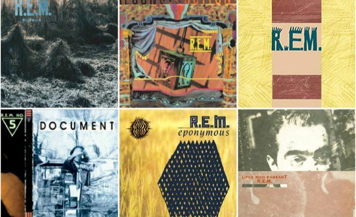 Diez gemas de R.E.M. en los 80 que nunca fueron singles