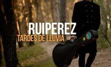 «Tardes de lluvia», nuevo single de Ricardo Ruipérez