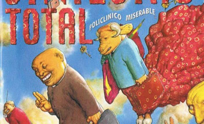 <i>Policlínico miserable</i> (1995), de Siniestro Total