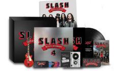 El nuevo disco de Slash ya tiene fecha y vídeo de adelanto