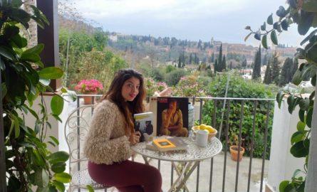 La otra vida: Soleá Morente y la biblioteca de Enrique