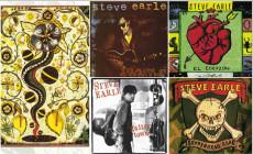 Steve Earle en cinco discos
