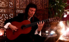 """Andalusian heart"", vídeo de Steve Hackett"