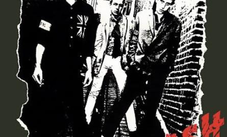 """The Clash"" (1977), de The Clash"