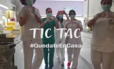 """Vídeo: """"Tic-Tac (El rock canta al coronavirus)"""""""