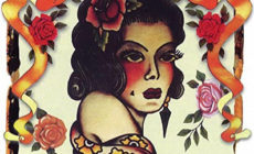 <i>The rose of San Joaquin</i> (1995), de Tom Russell