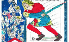 """Topo presenta """"Pinta en espadas"""", otro avance de su nuevo disco"""