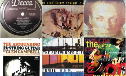 """Diez versiones de la canción africana más conocida: """"The lion sleeps tonight"""""""